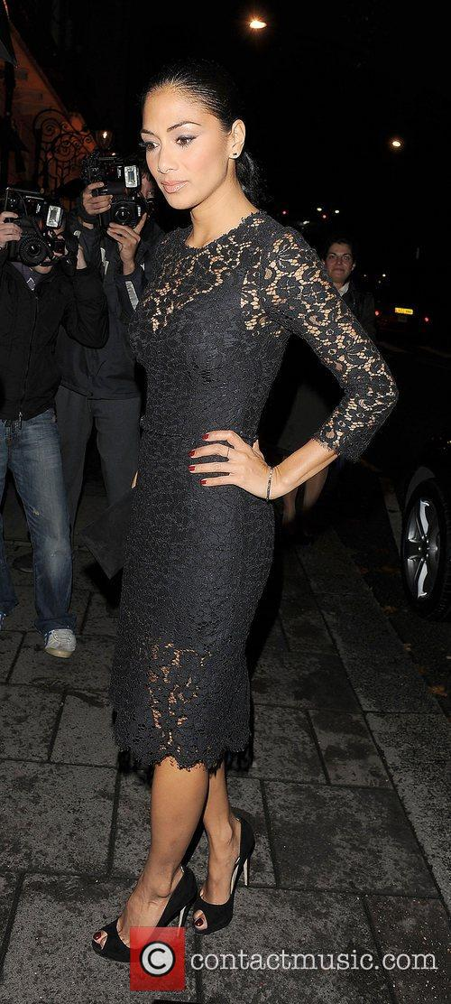 Nicole Scherzinger, Annabel and Mayfair 11
