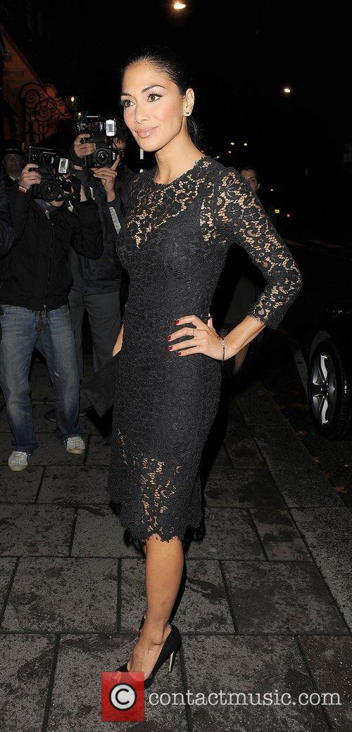 Nicole Scherzinger, Annabel and Mayfair 2