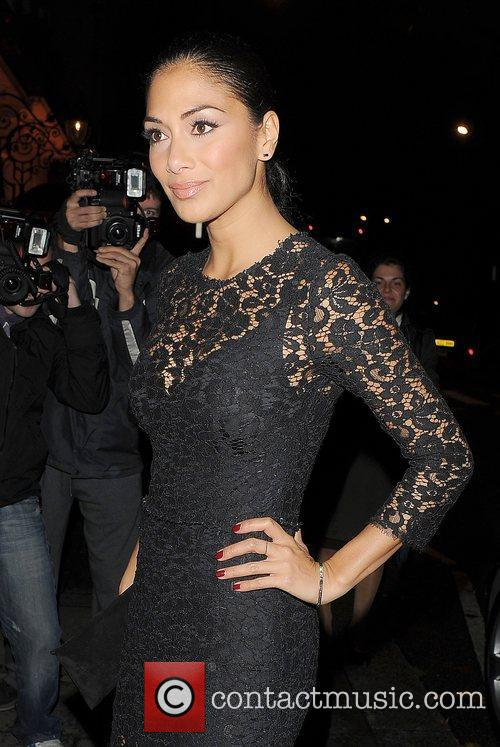 nicole scherzinger arriving at annabels private members 4109107
