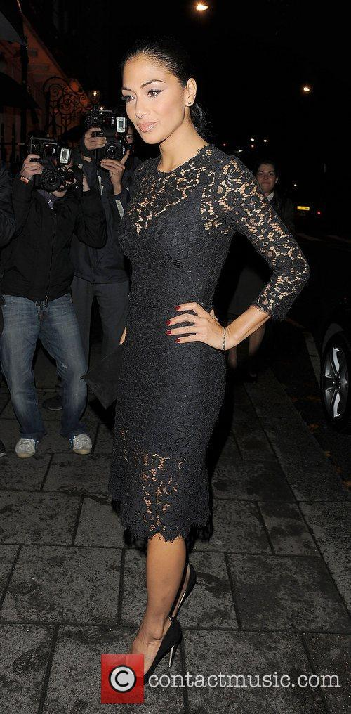 Nicole Scherzinger, Annabel and Mayfair 5
