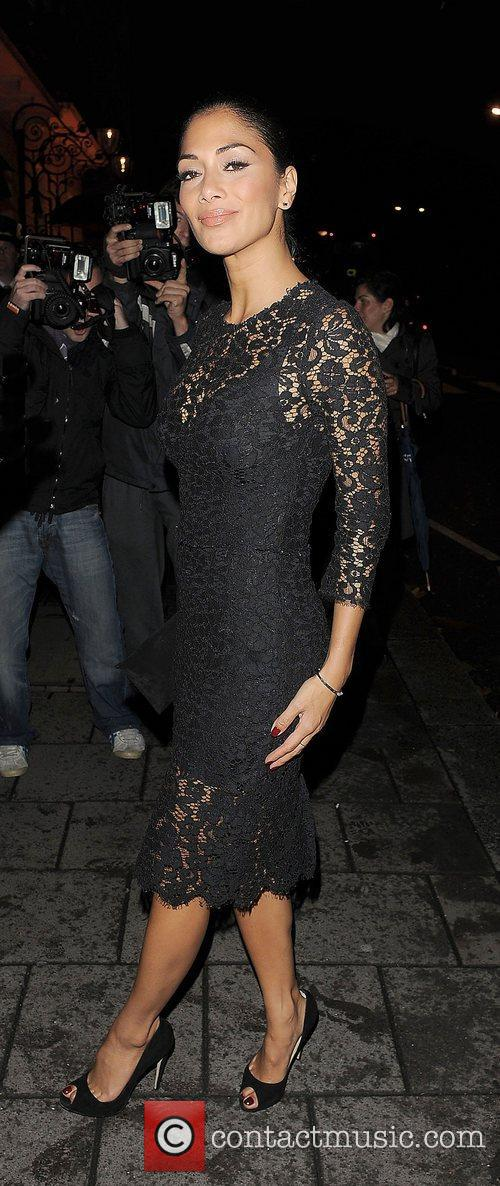 Nicole Scherzinger, Annabel and Mayfair 6