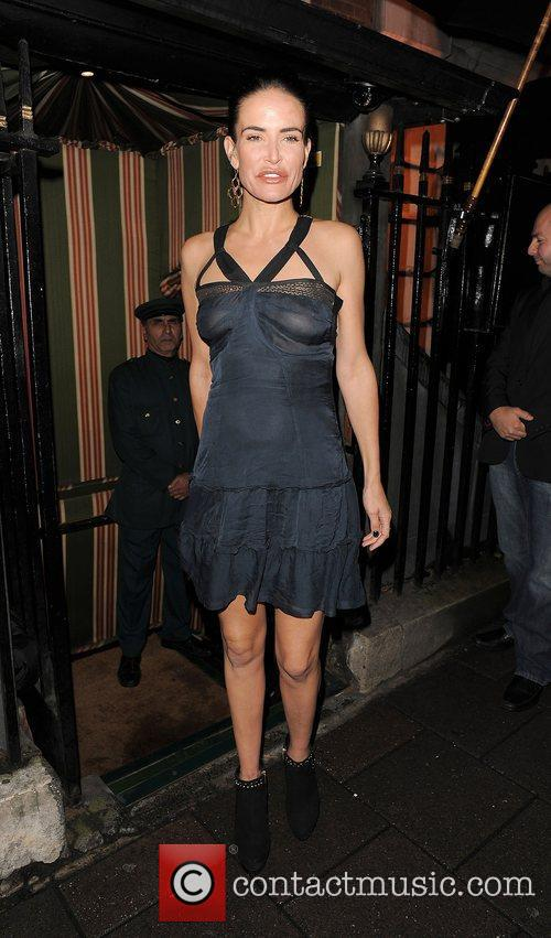 Sophie Anderton, Annabel and Mayfair 15