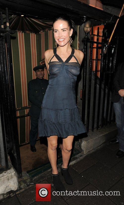 Sophie Anderton, Annabel and Mayfair 18
