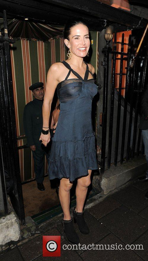 Sophie Anderton, Annabel and Mayfair 17