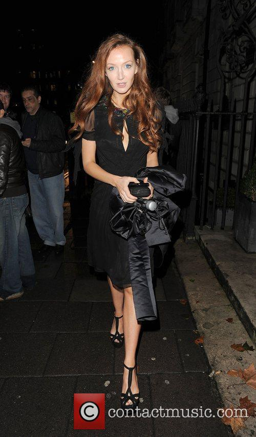 Olivia Grant, Annabel and Mayfair 2