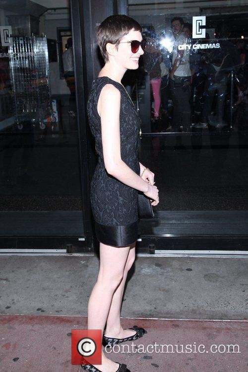 Attends the New York Premiere of 'Shut Up...