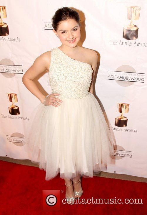 Ariel Winter The 39th Annual Annie Awards held...