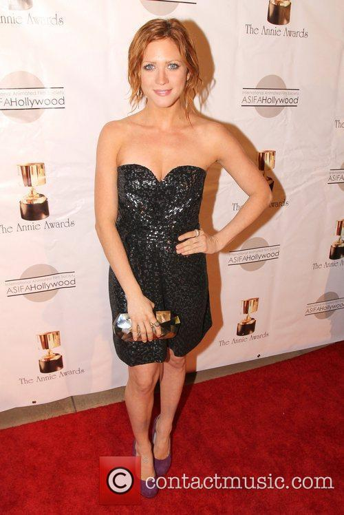 Brittany Snow The 39th Annual Annie Awards held...