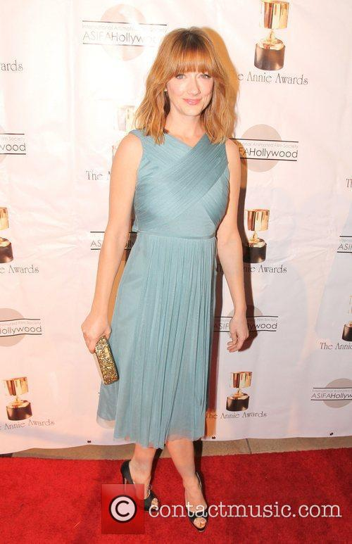 Judy Greer The 39th Annual Annie Awards held...