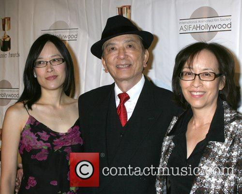 James Hong with his family The 39th Annual...