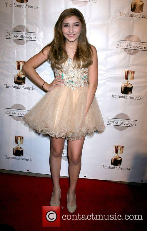 Jennessa Rose  The 39th Annual Annie Awards...