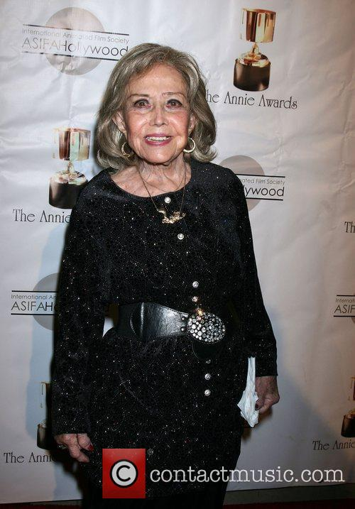 June Foray The 39th Annual Annie Awards held...