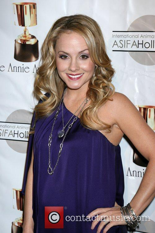 Kelly Stables The 39th Annual Annie Awards held...