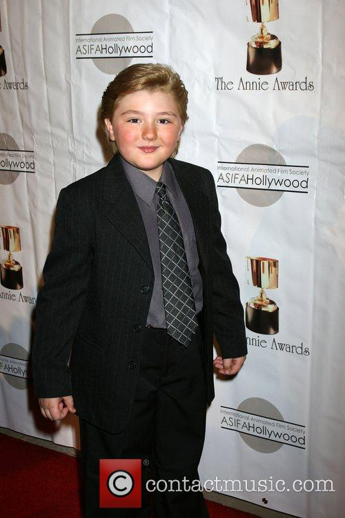 Zachary Alexander Rice  The 39th Annual Annie...
