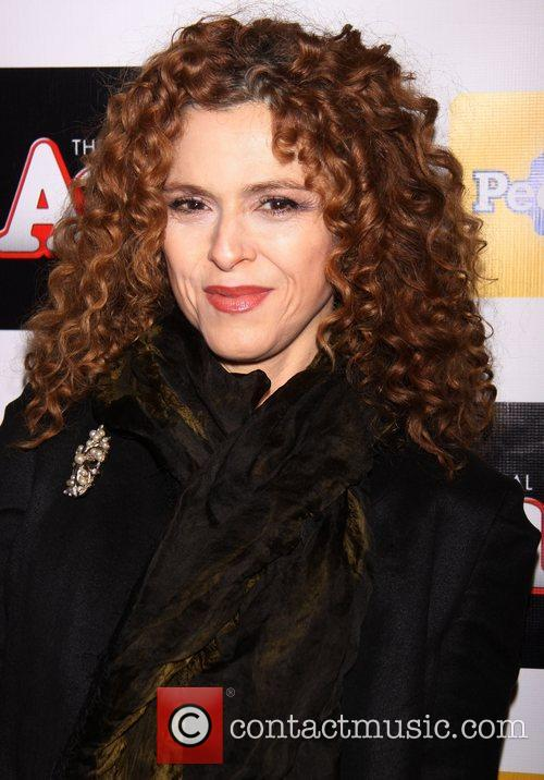 Bernadette Peters and Palace Theatre 1