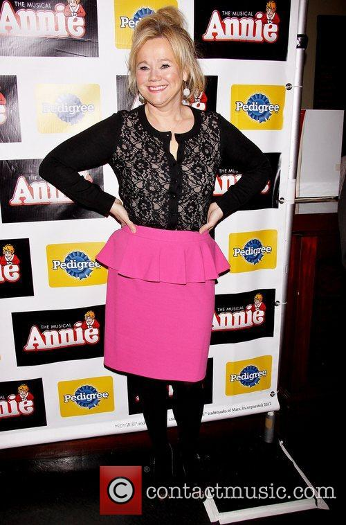 Caroline Rhea and Palace Theatre 4