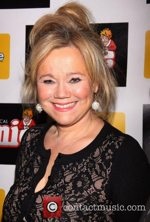Caroline Rhea and Palace Theatre 1