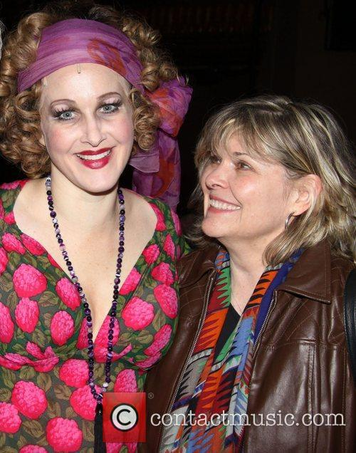 Katie Finneran, Debra Monk and Palace Theatre 2