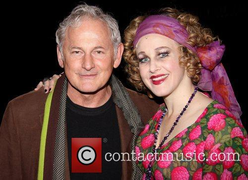 Victor Garber, Katie Finneran and Palace Theatre 1