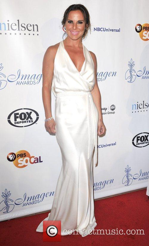 Kate Del Castillo and Imagen Awards 2