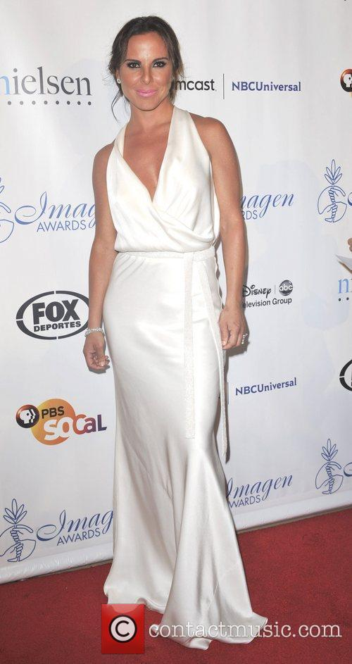 Kate Del Castillo and Imagen Awards 4