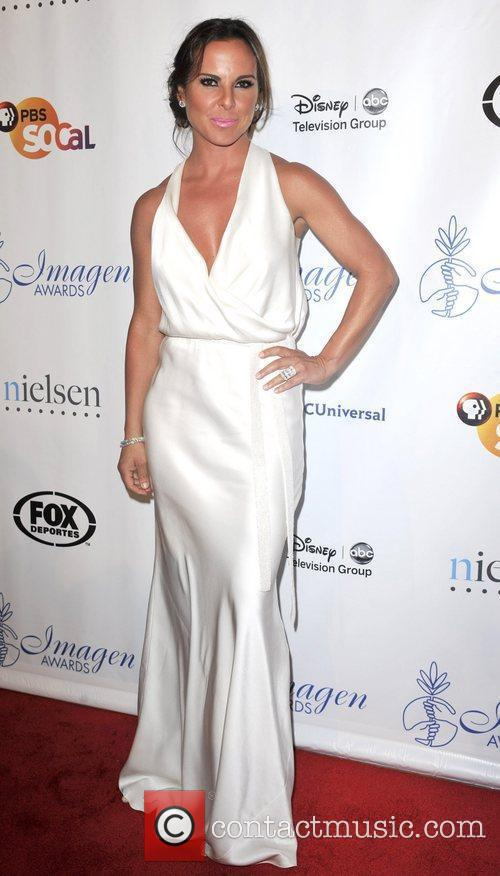 Kate Del Castillo and Imagen Awards 5