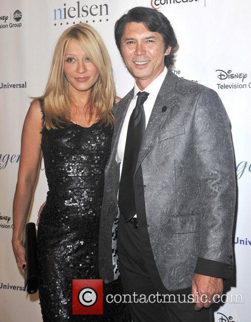Lou Diamond Phillips and Imagen Awards 5
