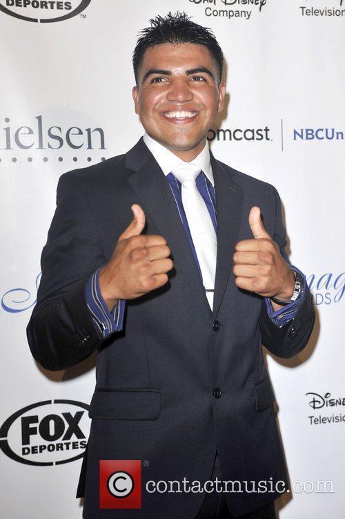 Victor Ortiz and Imagen Awards 6