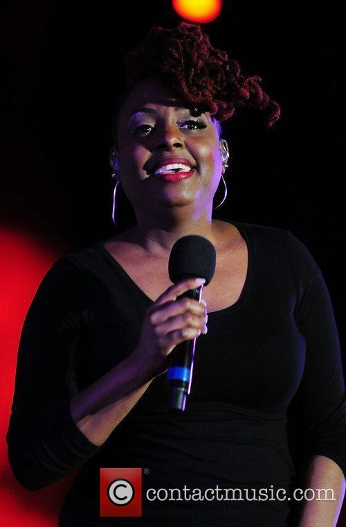Ledisi  performs 7th Annual Jazz In The...
