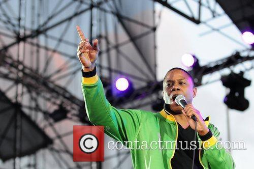 Performs at the 7th Annual Jazz In The...