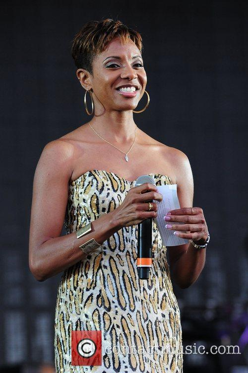 MC Lyte hosts the 7th Annual Jazz In...