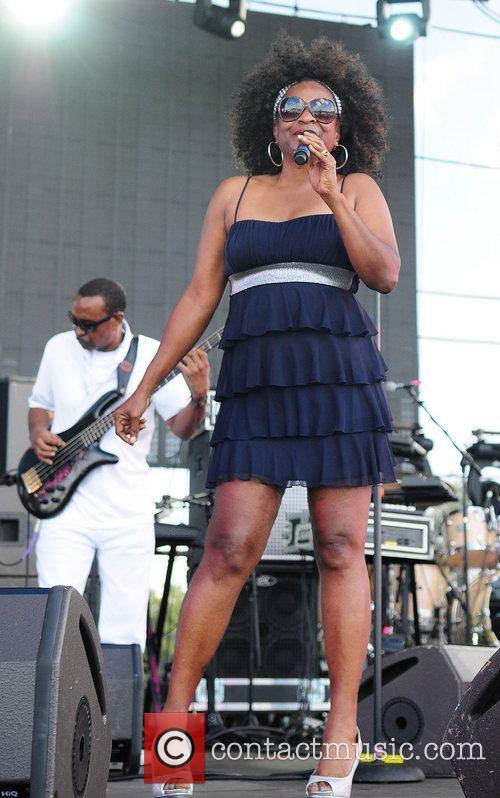 Ike and Val perform at the 7th Annual...