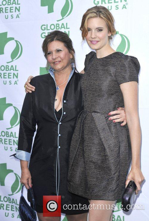 maggie grace mother global green usa presents 3923008