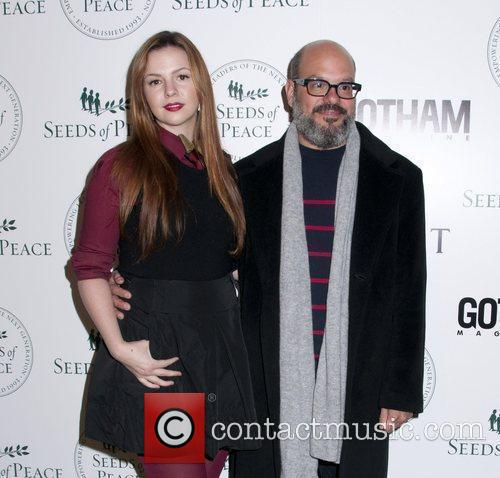 Amber Tamblyn, David Cross and Metropolitan Pavillion 2