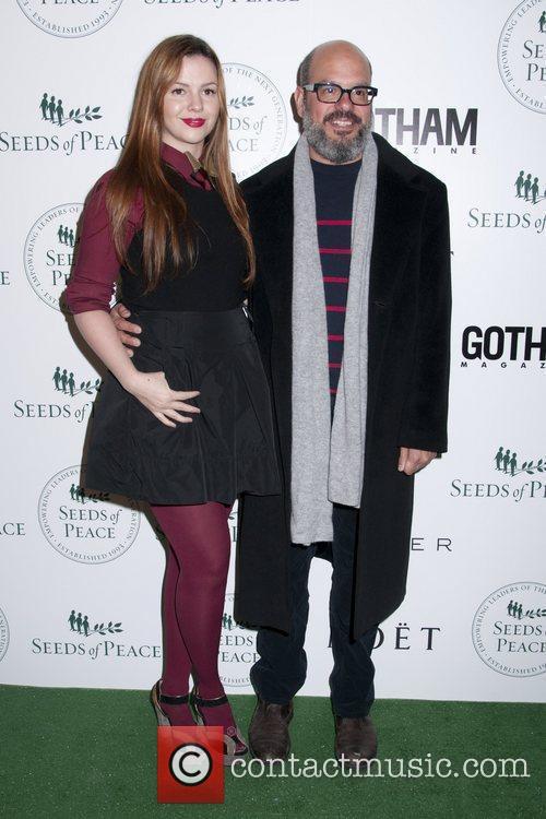 Amber and David