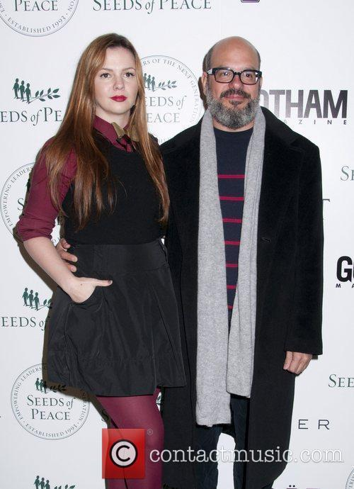 Amber Tamblyn, David Cross, Metropolitan Pavillion