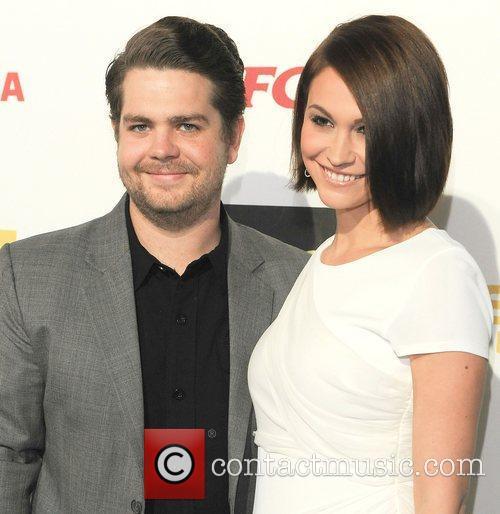 Jack Osbourne and Lisa Stelly 1