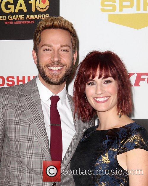 Zachary Levi and Alison Haislip 3
