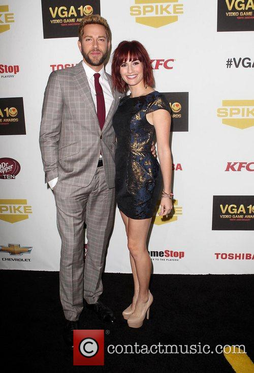 Zachary Levi and Alison Haislip 6