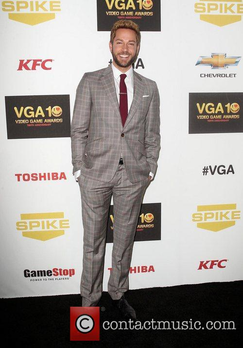 zachary levi at spike tvs 10th annual 4192927