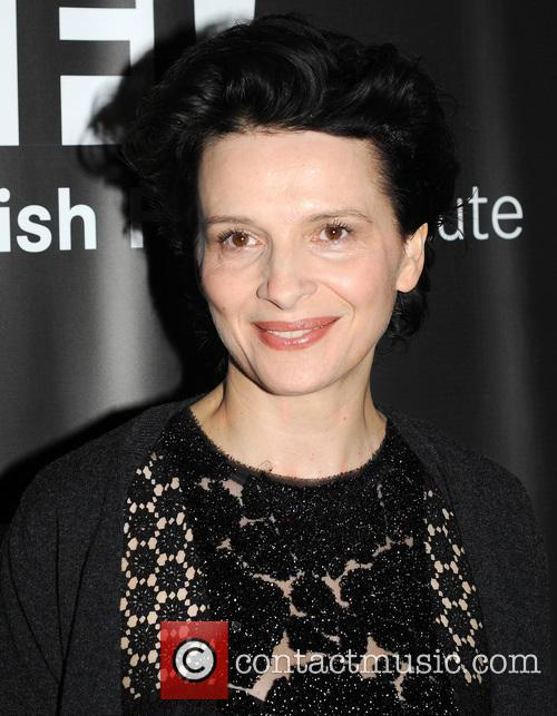 Juliette Binoche, Another Womans Life and The French Film Festival 1