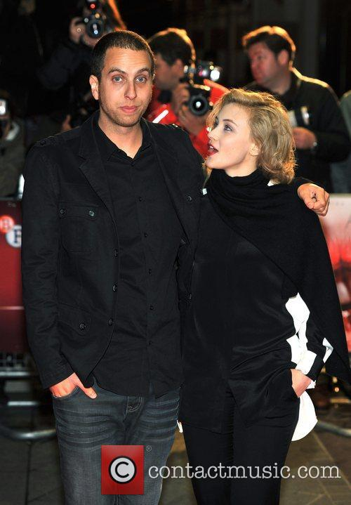 Brandon Cronenberg and Sarah Gadon 1