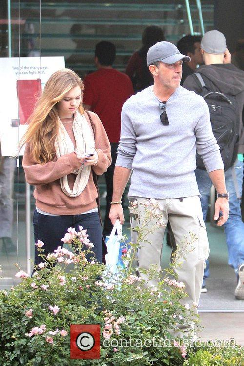 antonio banderas and daughter stella banderas shopping 5762708