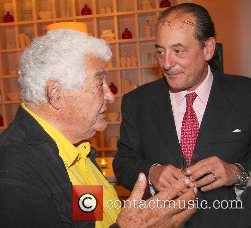 Antonio Carluccio and Uberto Vanni d'Archirafi Chef Antonio...