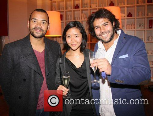 Michael Underwood, Omar Allibhoy and Guest Chef Antonio...