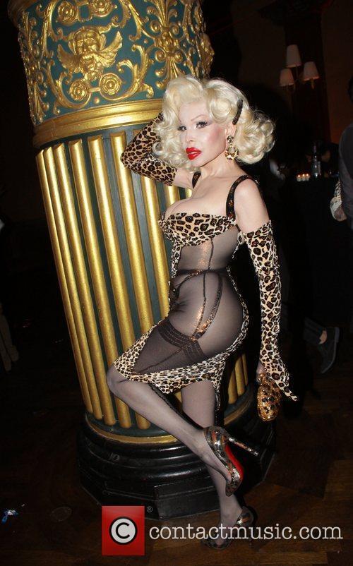 Amanda Lepore 'Antonio Lopez: Fashion, Art, Sex and...