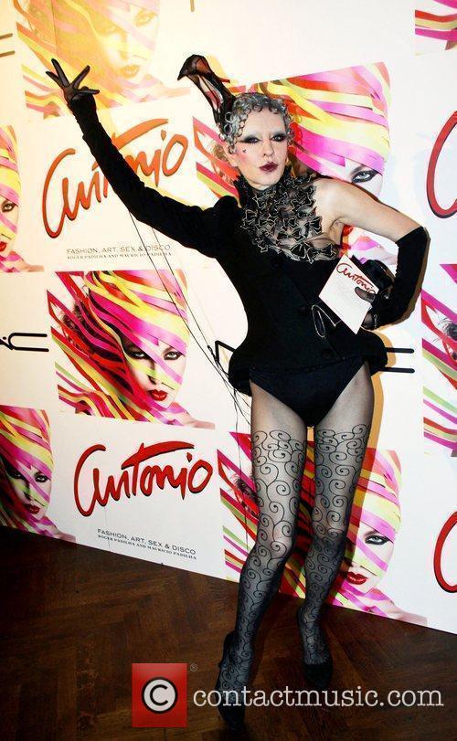 Kenny Kenny 'Antonio Lopez: Fashion, Art, Sex and...