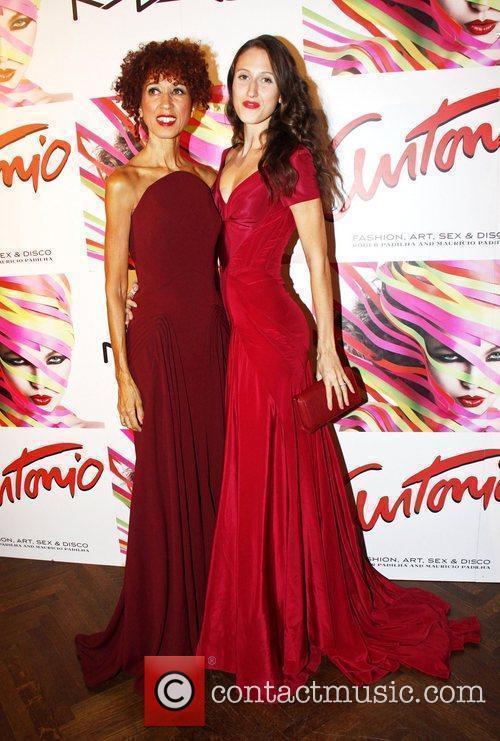 Pat Cleveland, Anna Vanravenstein 'Antonio Lopez: Fashion, Art,...