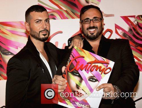 Roger Padiha and Mauricio Padilha  'Antonio Lopez:...