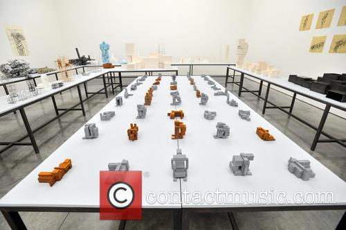 Antony Gormley's other aspects of exhibition